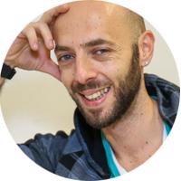 Bei uns im Team: Gaetano - Tanzlehrer