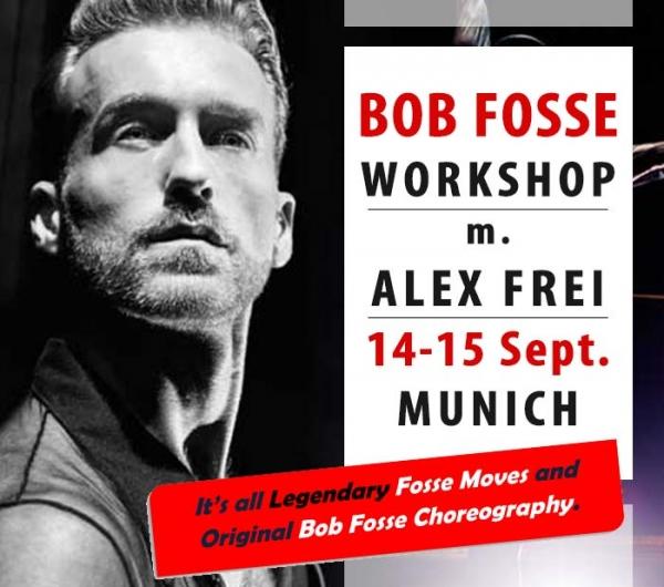 Bob Fosse Workshop in München