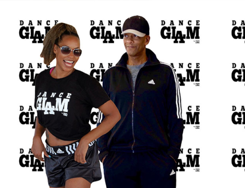 DanceGLAM Event w. Tony Stone & Sylvie *ZOOM!*