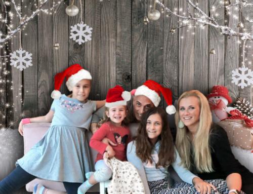 Frohe Weihnachten & Merry Christmas