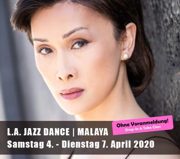 Jazz Dance Gastlehrer Malaya