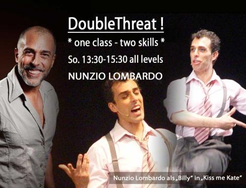 """Ab März gibt's neue Kurse & Lehrer… und was bitte ist """"DoubleThreat!"""" ?"""