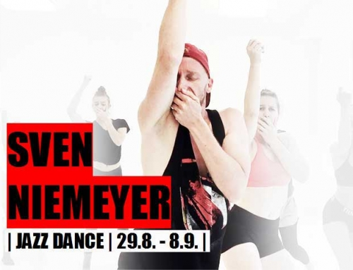 Lyrical/Broadway Jazz mit Sven Niemeyer