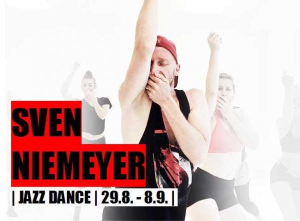 Sven Niemeyer unterrichtet Jazz im September