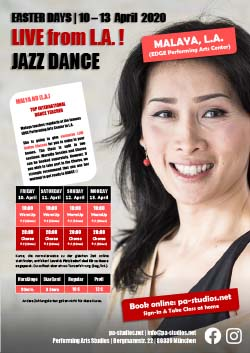 Jazz Dance Workshop