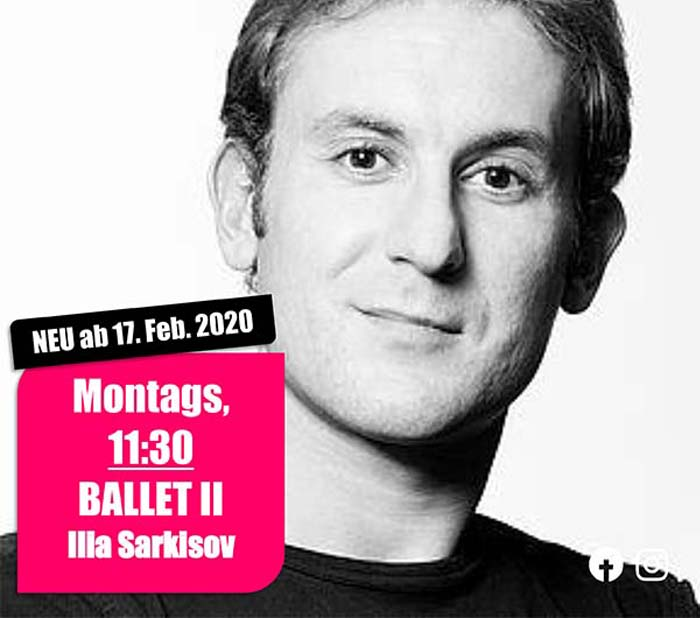 Ballettunterricht montags in München