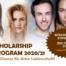 Tanzausbildung, Scholarship