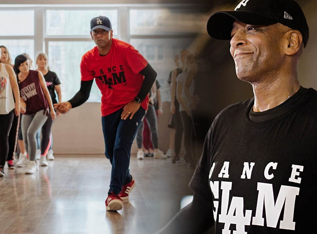 URban Commercial Dance / Hiphop Workshop mit Tony Stone