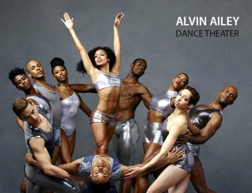 Alvin Ailey Technik kommt nach München!