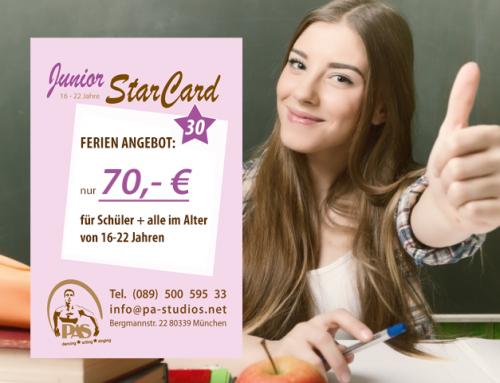 Du bist 16-22 Jahre oder jünger? Hol' dir die PAS Ferienkarte!