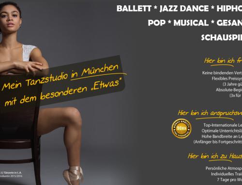 """""""Mein Tanzstudio"""" Gewinnaktion"""