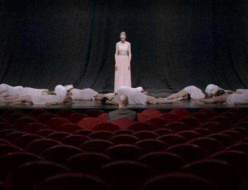 PAS Videodreh im Gärtnerplatztheater mit Nunzio Lombardo